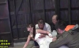 RCT-869 Young Brides Getting Gang Banged By Homeless Men In The Back Of Van