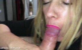 (WOW) Momteachsex-naughty milf fucking with her stepson-blowjob and facial
